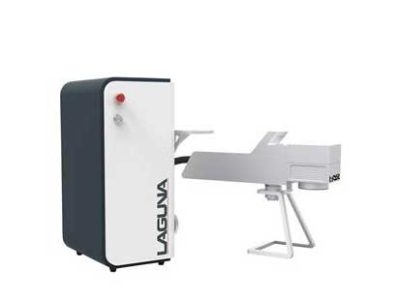 fiber laser part marking system